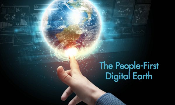 The Expandiverse: The People-First Digital Earth