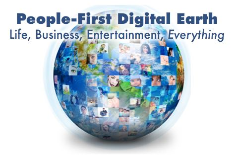 The Expandiverse People-First Digital Earth: Life, Business, Entertainment, Everything