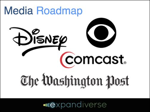 Media 2025 Roadmap:  Lead the world by become its
